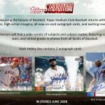 2020 Topps Stadium Club Baseball
