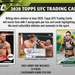2020 Topps UFC