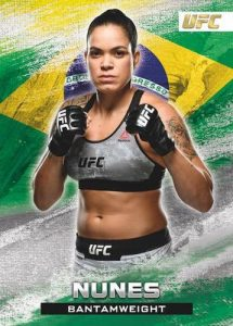 Bloodlines Amanda Nunes MOCK UP