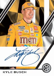 Chronicles Auto Kyle Busch MOCK UP