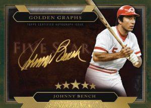 Golden Graphs Johnny Bench MOCK UP