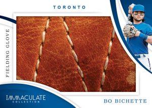 Jumbo Fielding Glove Bo Bichette MOCK UP