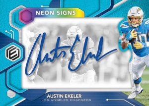 Neon Signs Blue Austin Ekeler MOCK UP