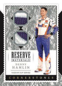Reserve Materials Denny Hamlin MOCK UP