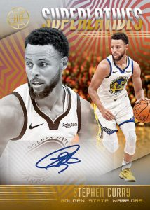 Superlatives Signatures Stephen Curry MOCK UP