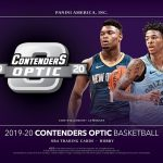 2019-20 Panini Contenders Optic Basketball
