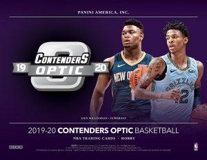 2019-20 Panini Contenders Optic Basketball