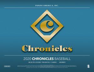 2020 Panini Chronicles Baseball