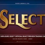 2020 Panini Select UEFA Euro Preview Soccer