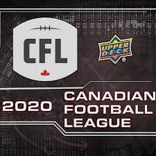 2020 Upper Deck CFL