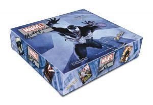 2020 UD Marvel Masterpieces