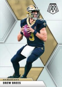 Base Drew Brees MOCK UP