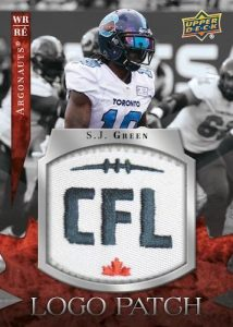 CFL Logo Patch SJ Green MOCK UP