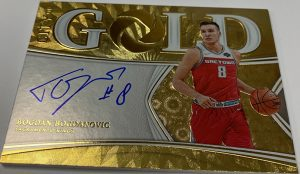 City of Gold Signature Bogdan Bogdanovic