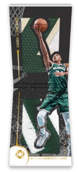 Game of Inches Booklet Giannis Antetokounmpo MOCK UP