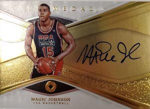 Gold Medal Auto Magic Johnson