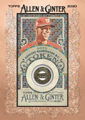 Have Ball Will Travel Token Relics Juan Soto MOCK UP