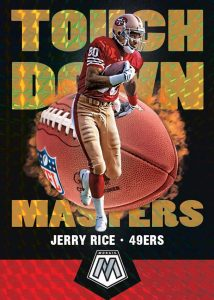 Touchdown Masters Jerry Rice MOCK UP