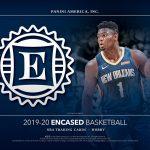 2019-20 Panini Encased Basketball