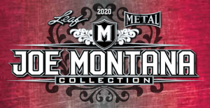 2020 Leaf Metal Joe Montana