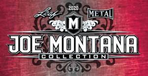2020 Leaf Metal Joe Montana