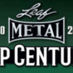2020 Leaf Metal Pop Century