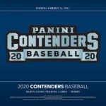 2020 Panini Contenders Baseball