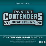 2020 Panini Contenders Draft Picks Basketball