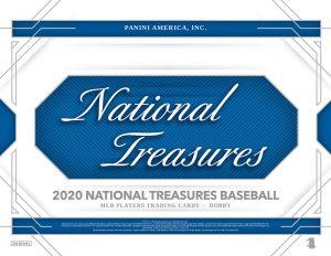 2020 Panini National Treasures Baseball