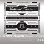 2020 Panini National Treasures Collegiate Football