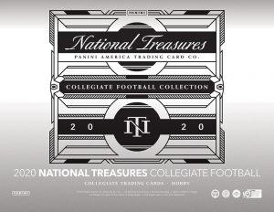 2020 Panini National Treasures Collegiate Football