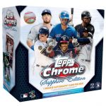 2020 Topps Chrome Sapphire Baseball