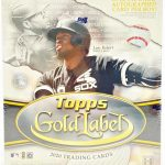 2020 Topps Gold Label Baseball