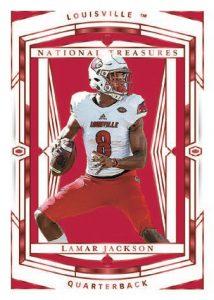 Base Red Lamar Jackson MOCK UP