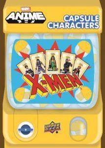 Capsule Characters Gold X-Men
