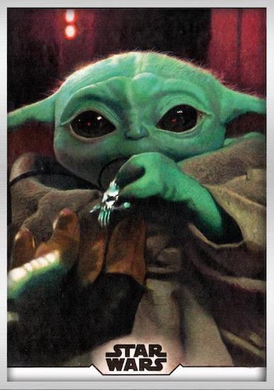 Carlos Cabaleiro Sketch Baby Yoda