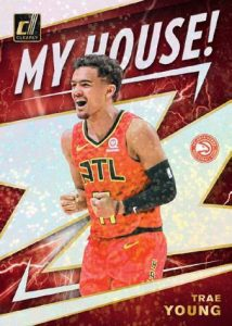 Clearly My House Gold Trae Young MOCK UP