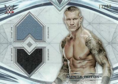 Dual Relic Randy Orton MOCK UP