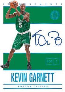 Endorsements Auto Platinum Kevin Garnett MOCK UP