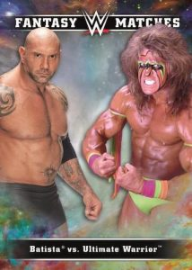 Fantasy Matchups Batista vs Ultimate Warrior MOCK UP