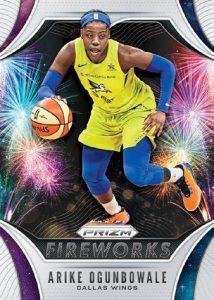 Fireworks Arike Ogunbowale MOCK UP