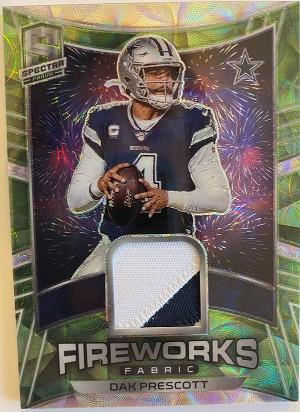 Fireworks Dak Prescott