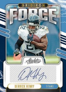 Gridiron Force Auto Derrick Henry MOCK UP