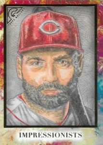 Impressionists Joey Votto MOCK UP