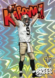 Kaboom! Drew Brees MOCK UP
