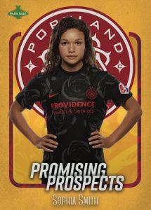 Promising Prospects Sophia Smith