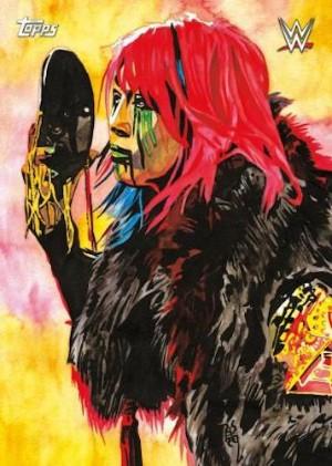 Rob Schamberger Art Asuka MOCK UP
