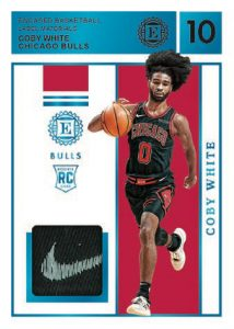 Rookie Label Materials Coby White MOCK UP