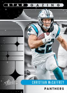 Star Gazing Christian McCaffrey MOCK UP