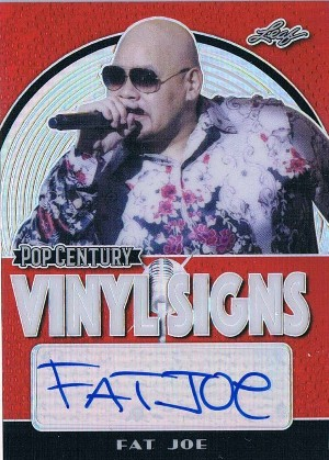 Vinyl Signs Auto Red Fat Joe